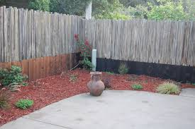 Carmel Ca Grape Stakes Fence Ideas Contemporary Landscape San Francisco By Grape Stakes
