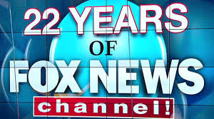 Fox News Channel celebrates its 22nd ...