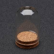 glass dome cloche cover bell jar