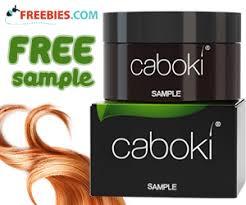 free sle of caboki hair loss problem