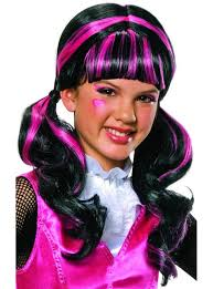 monster high draculaura wig the