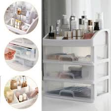 large make up storage drawers cosmetic