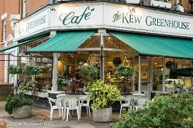 the kew greenhouse cafe richmond