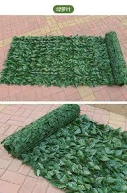 Compass Home Expandable Faux Ivy Privacy Fence For Sale Ebay