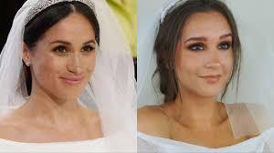 meghan markle royal wedding makeup
