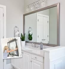bathroom vanities amazing mirror frames