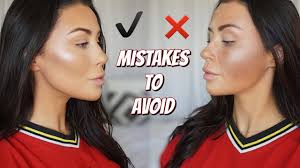 contour do s and dont s how to