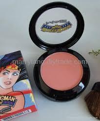 whole mac blusher makeups
