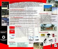Electric Power Fence Features Specifications Philippines