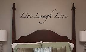 Amazon Com Wall Decals Live Laugh Love Lettering Wall Stickers This Decal Is Created By Digiflare Graphics Original Product With Quality 100 Guaranteed Everything Else