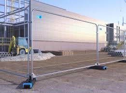 Round Top Heavy Duty Anti Climb Fencing Panels For Sale Hire Nationwide