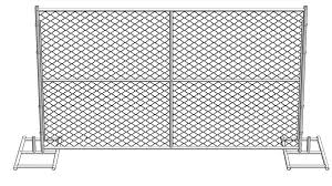 Temporary Chain Link Fence Panels Supplier Db Fencing