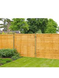 3ft Trade Lap Fence Panel 7 Pack In 2020 Cheap Fence Panels Cheap Fence Fence Panels