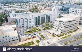 Children's Health Center, UCLA Medical Plaza, University of California Los  Angeles, California Stock Photo - Alamy