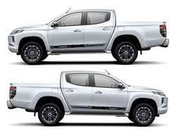 Stickers For Mitsubishi L200 Collection Brothers Graphics