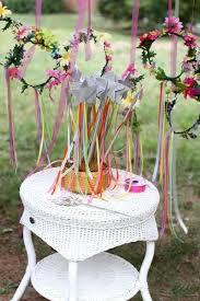 enchanted fairy garden party birthday