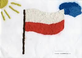 """Konkurs plastyczny """"Flaga BIAŁO-CZERWONA"""""""