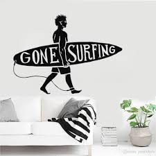 Surfboard Wall Decals For Sale Tags Mirror Wall Stickers Decor Bedroom Decals Black Art Design Ph Dream