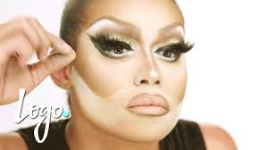 drag makeup tutorial mariah paris