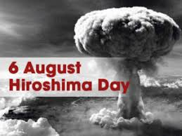 Hiroshima Day: 6th August