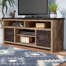 union rustic woodsburgh tv stand for