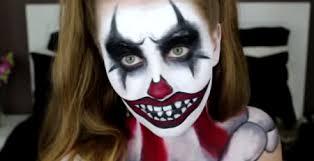 scary makeup tutorials for saubhaya