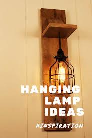 42 amazing diy hanging lamp ideas more