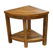 bath spa shower stool table bench shelf