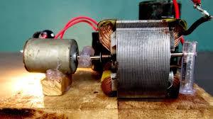 220v electric dc motor generator