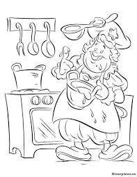 Snoepgoed Pepernoten Recept Bakken Kleurplaat