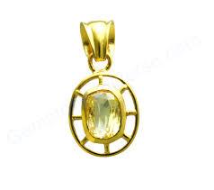 flawless yellow sapphire wear yellow