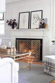 15 stunning fireplace decor ideas for