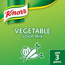 knorr professional soup mix vegetable