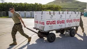 marines donate 2 600 toys to kona