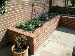 bricks for raised garden beds how to