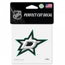 Dallas Stars Stickers Decals Bumper Stickers