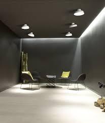 tiltable led ceiling lamp adjustable