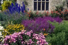 summer flower garden border ideas