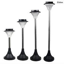 compre led solar garden floor lights