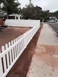 Picket Fence Archives Vinyl Pro Fence