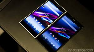 sony xperia z ultra hands on android