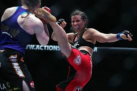 Leslie Smith Inks New Deal, Meets Jennifer Maia in 125-Pound Title  Eliminator at Invicta 6