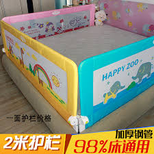 Buy Baby Crib Baby Bed Fence Fence 2 M 1 8 Heightening Children Bed Border Fell Off The Bed Rails Bed Baffle In Cheap Price On Alibaba Com