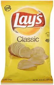 lays potato chips 6 5 oz nutrition