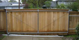 Cantilever Gates Vs Sliding Gates Pacific Fence Wire Co