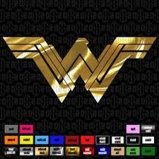Wonder Woman Laptop Sticker Laptopsticker Org