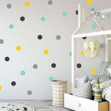 Room Decor Ideas Wall Art Stickers Spots Girls Boys Room Etsy In 2020 Childrens Bedroom Decor Kids Bedroom Inspiration Baby Room Design