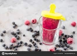 berry ice cream stick transpa