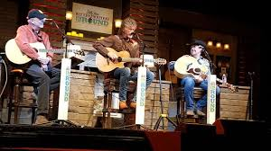 Billy Yates with Byron Hill and Wil Nance... - Picture of Billy Yates' Hit  Songwriters In The Round, Branson ...
