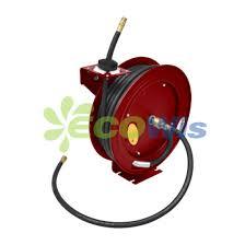 auto rewind retractable air hose reel